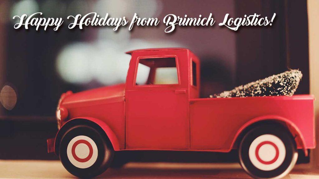 Brimich Logistics xmas-2018