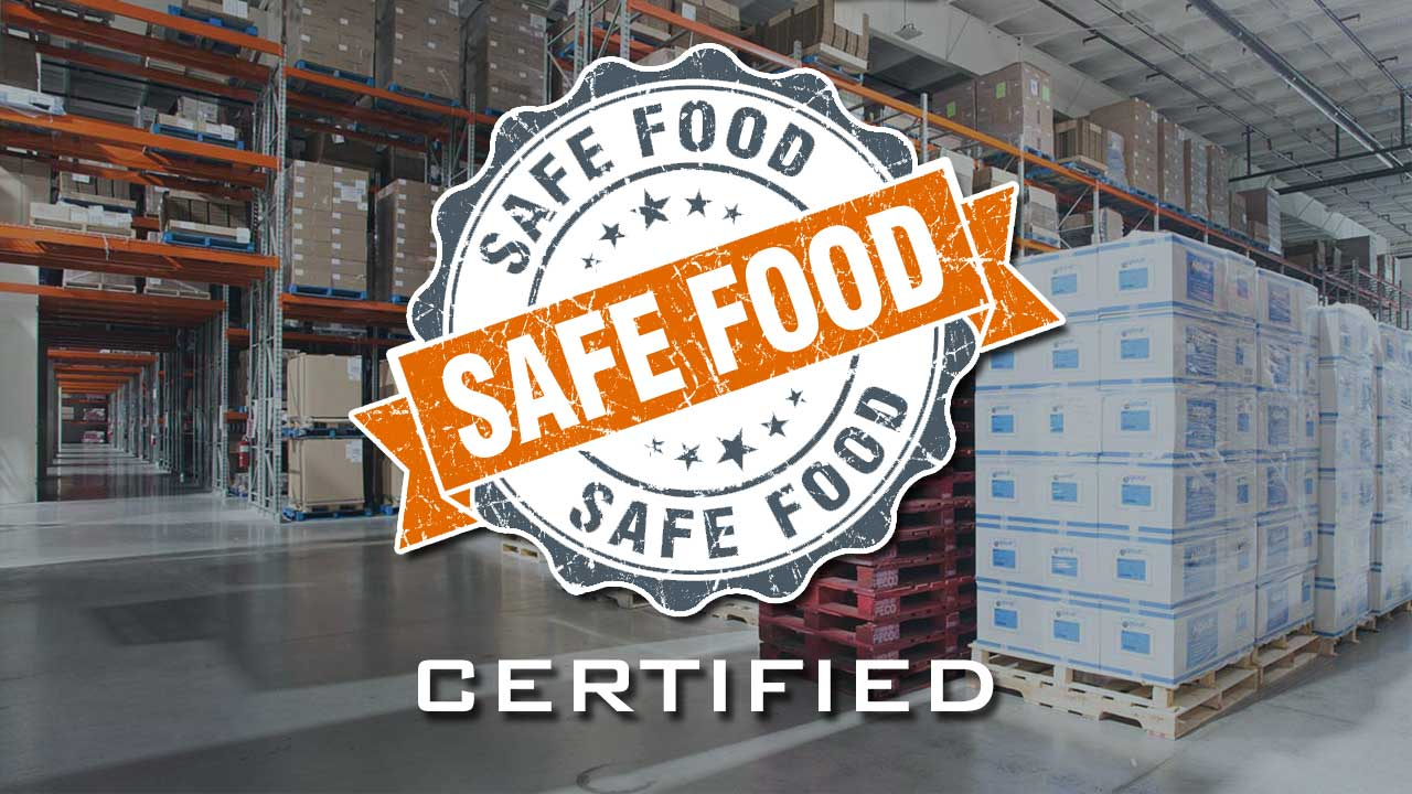 What is SQF Certification?