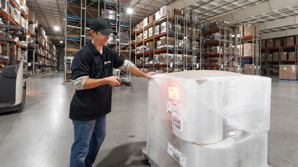 Why Use a Warehouse Management System?