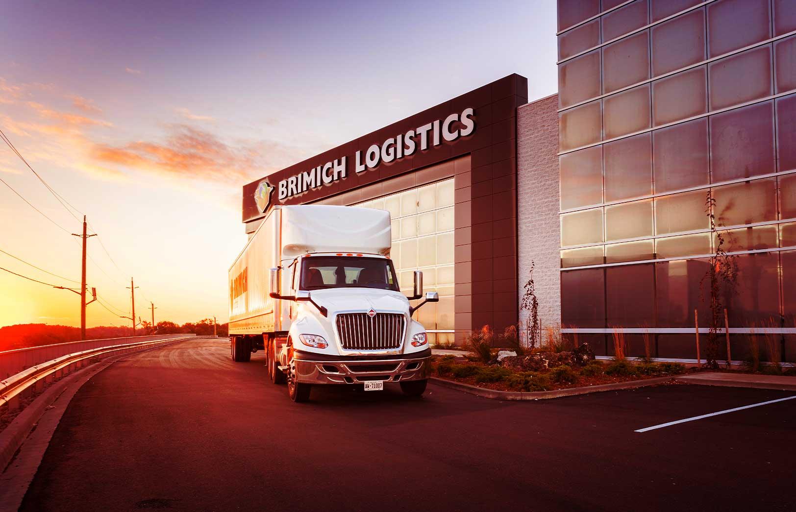 Brimich Logistics and Transportation