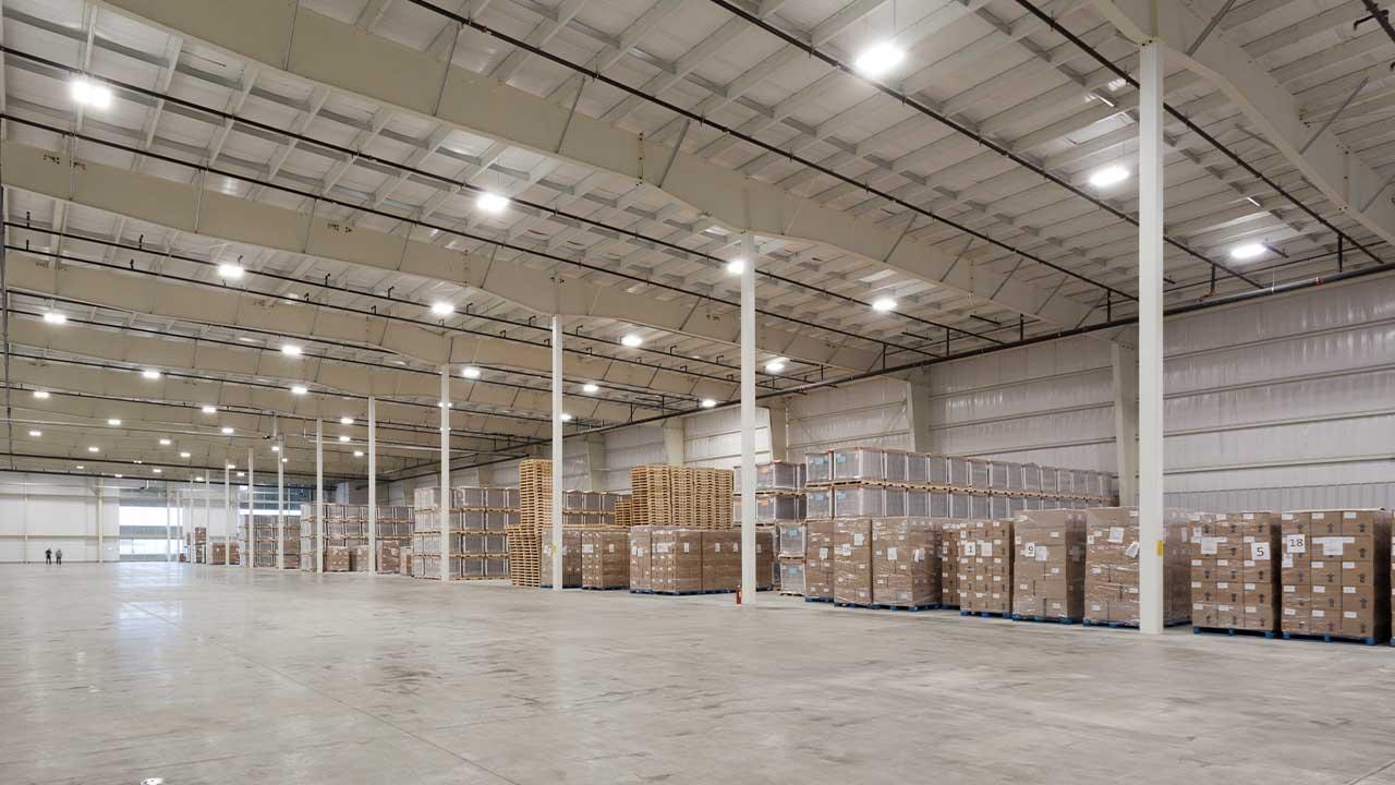 Types of Warehousing