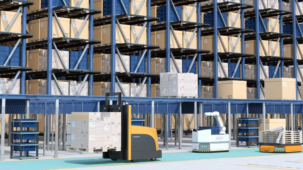 How Warehouse Automation is Changing the Storage Industry