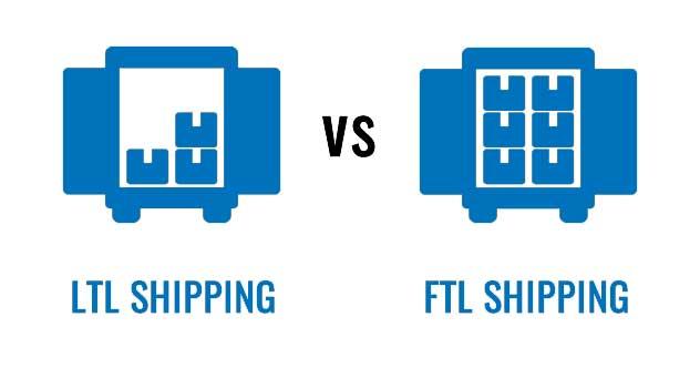 LTL vs TL freight
