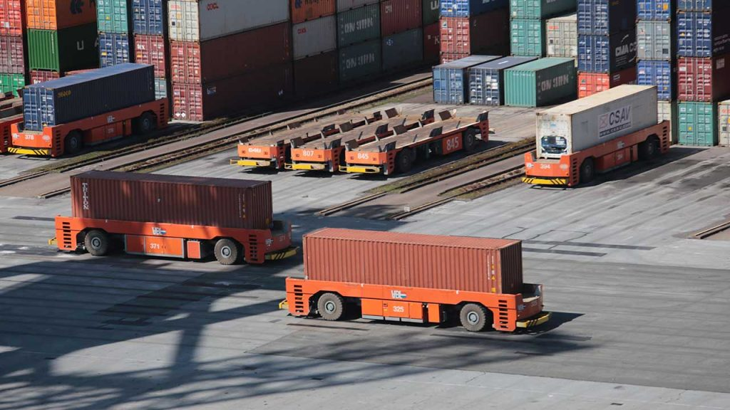 Multimodal and Intermodal Freight Transport