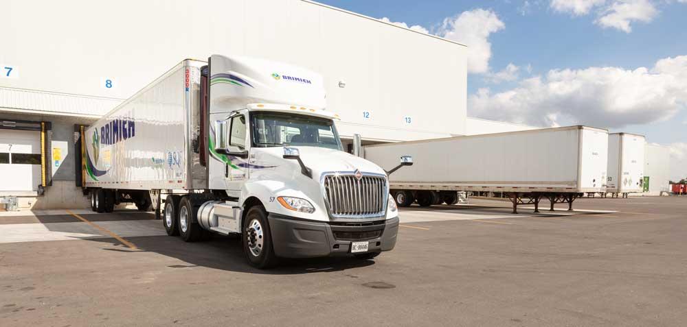 Brimich warehousing and transportation